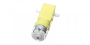 Motor pentru aplicatii electronice DC3-6V compatibil Arduino OKY5022 [1]