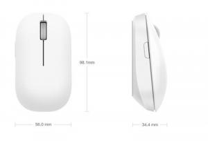 Mouse Wireless Xiaomi Mi Negru [0]