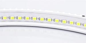 Panou cu LED rotund incastrabil, diametru 30cm, alb natural, 4500K, ultra-slim, 24W, 85-265V AC, (driver 54-96V) [1]