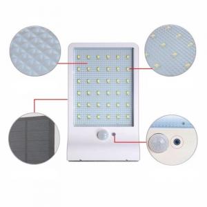 Panou LED cu incarcare solara si senzor de miscare 2.5W [1]