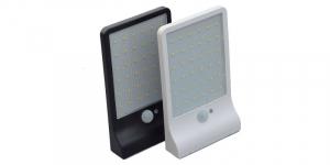 Panou LED cu incarcare solara si senzor de miscare 2.5W [0]