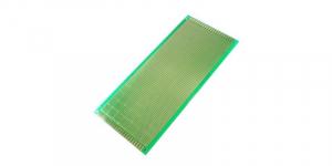 Placa de Test Gaurita, Verde, 100x220mm 2800 puncte de lipire, placa universala circuite [1]
