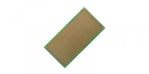 Placa de Test Gaurita, Verde, 130x250mm 4050 puncte de lipire, placa universala circuite [0]