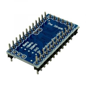 Placa / Platforma de dezvoltare compatibila Arduino ProMini 3.3V/8MHz ATmega328P [1]