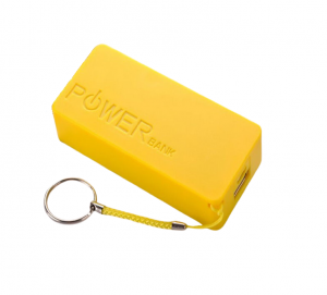 Power bank 2600mAh 5V micro USB [4]