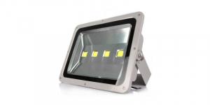 Proiector LED 200W, alb cald, 4x50W LED, IP65, 220V [0]