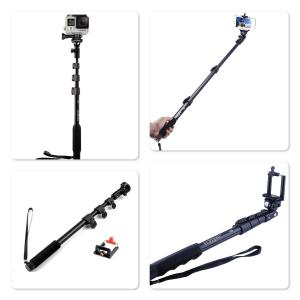 Selfie stick pentru camere/telefoane YT-188 [4]