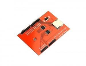 Afisaj Arduino Lcd Rosu de 2.4'' cu ecran tactil si pictograme OKY4031 [1]
