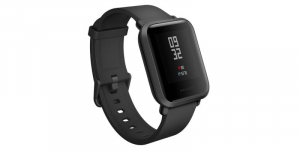 Smartwatch Xiaomi Amazfit Bip, GPS, Bluetooth, Waterproof IP68, ecran curbat 1.28 inch, Monitorizare ritm cardiac [0]