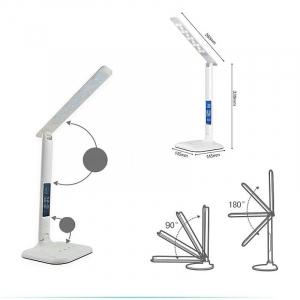 Lampa de birou 4W, (3000K, 4500K, 6000K), (Alimentator 100-240 5V,1A-USB inclus) [3]