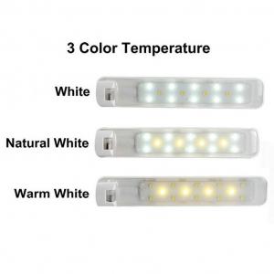 Lampa de birou 4W, (3000K, 4500K, 6000K), (Alimentator 100-240 5V,1A-USB inclus) [2]