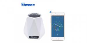 Statie de control mediu IM161129002 Sonoff SC WiFi control aer, temperatura, umiditate, lumina, sunet [0]