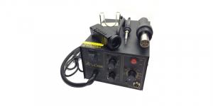 Statie de lipit + suflanta aer cald (fara afisaj) Lion King LK852 220V 580W [1]