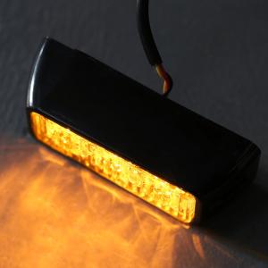 Stroboscop cu 3 led culoare galbena si jocuri de lumini [2]