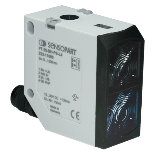 Senzor fotoelectric FT 55-BH-NS-L4 0