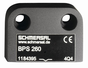 Actuator magnetic BPS 260-1 0