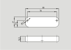 Actuator magnetic BPS 40S-2 [1]