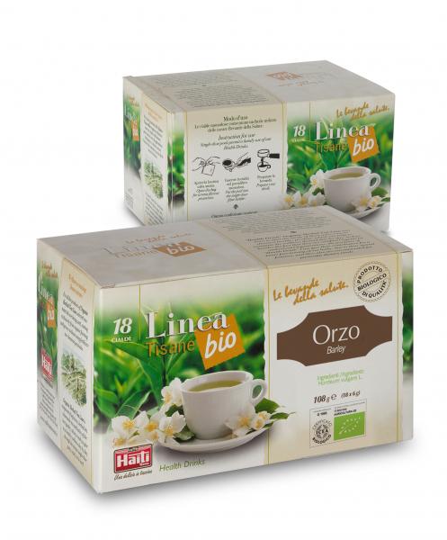 Orz Bio Artizanal substitut al Cafelei, 18 Paduri Cialde Hartie Ese 38 mm, Haiti Roma [0]