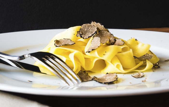 Crema-de-Trufe-Bianchetto-5-%-Trufe Albe-45-gr-Trivelli-Tartufi 6