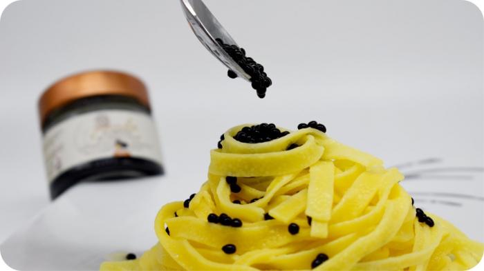 Crema-de-Trufe-Bianchetto-5-%-Trufe Albe-45-gr-Trivelli-Tartufi 7