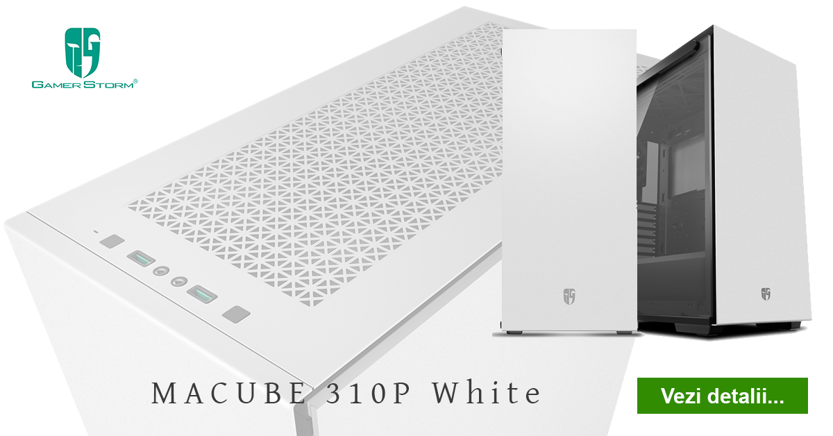 Deepcool 310P black and white