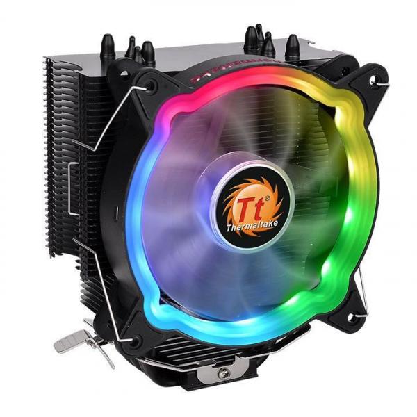 Cooler procesor Thermaltake UX200 iluminare ARGB 0