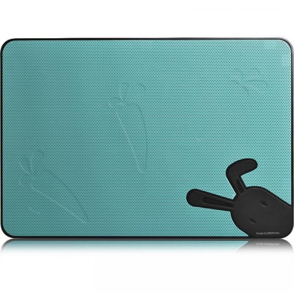 Stand/Cooler notebook Deepcool N2 Kawaii Style black/blue [0]