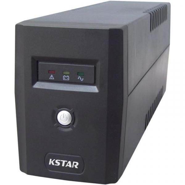 UPS Kstar Micropower Micro 800VA LED, 2x Schuko [0]