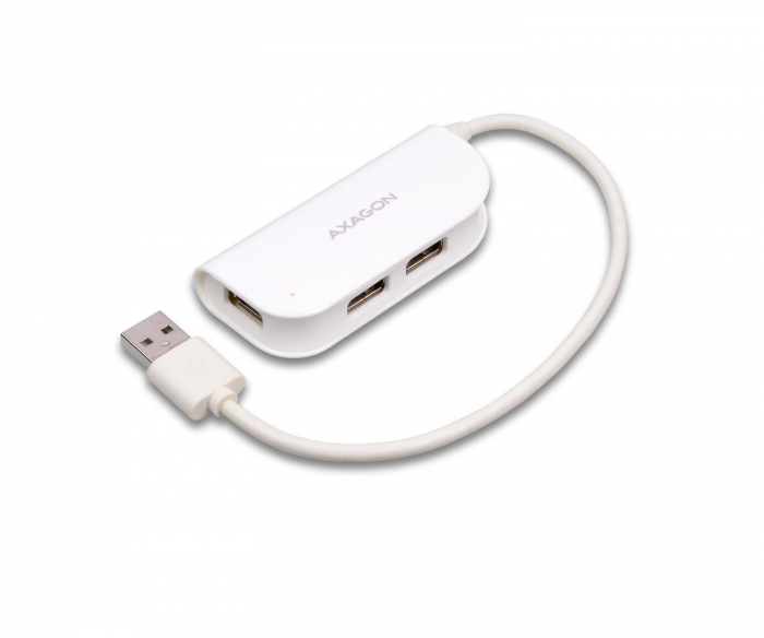 4x USB2.0 White Hub [0]