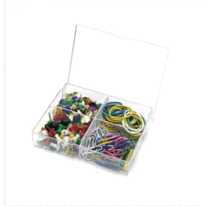 Set accesorii de birou asortate - Tidy Box ALCO 0
