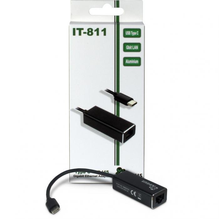 Adaptor retea Gigabit Inter-Tech IT-811 [1]