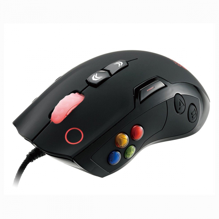 Mouse Gaming Tt eSPORTS by Thermaltake Volos Black [2]