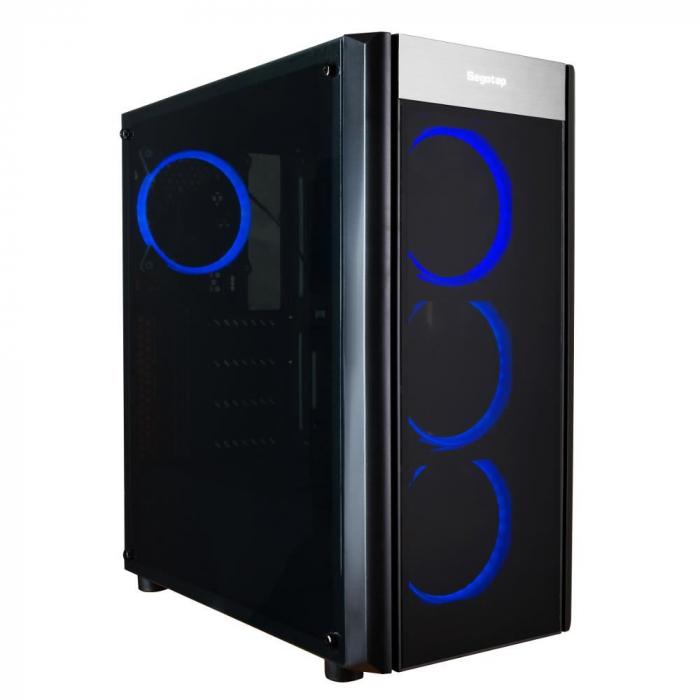 Carcasa Segotep Wider X3 Black 0