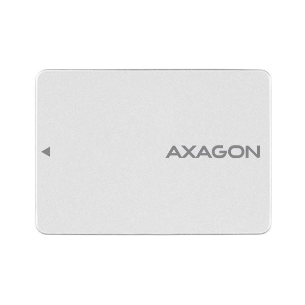 Adaptor 2.5 inch SATA la M.2 SATA SSD Axagon [1]
