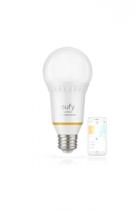 Bec inteligent Anker Bec Wi-Fi Eufy Lumos E26 White 0