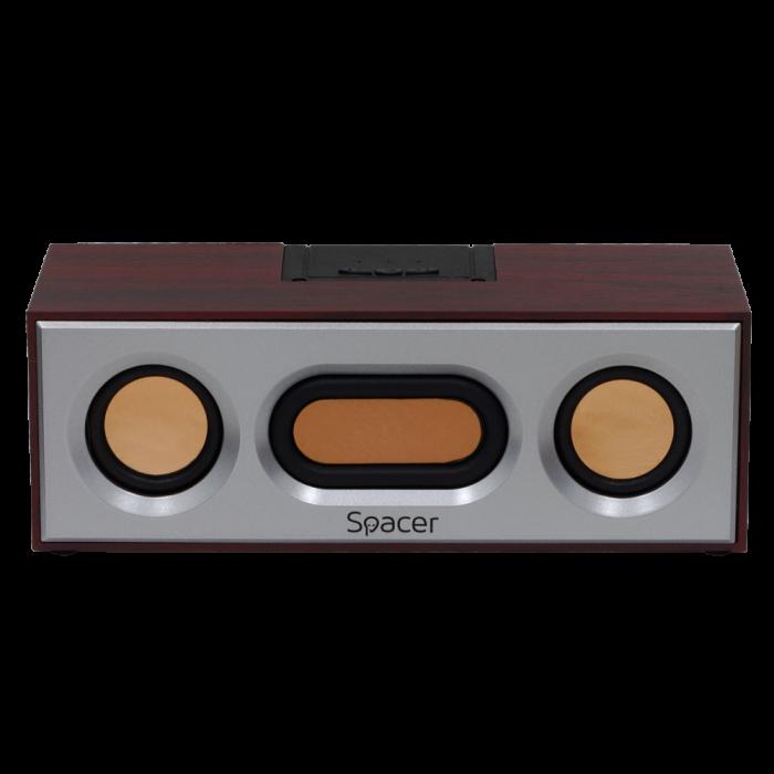 Boxa Portabila Spacer SPB-E362-BT, Bluetooth, 6 W [0]