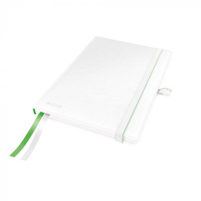 Caiet de birou LEITZ Complete, A5, dictando - alb [0]