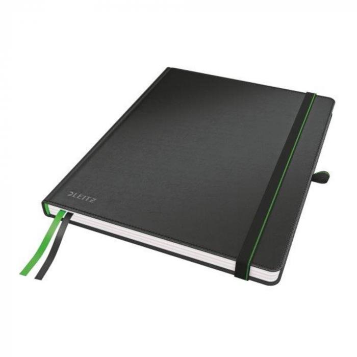 Caiet de birou LEITZ Complete, format iPad, dictando - negru [0]