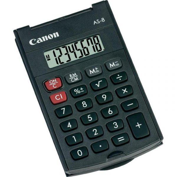 Calculator 8 digit`s AS-8 Canon [0]