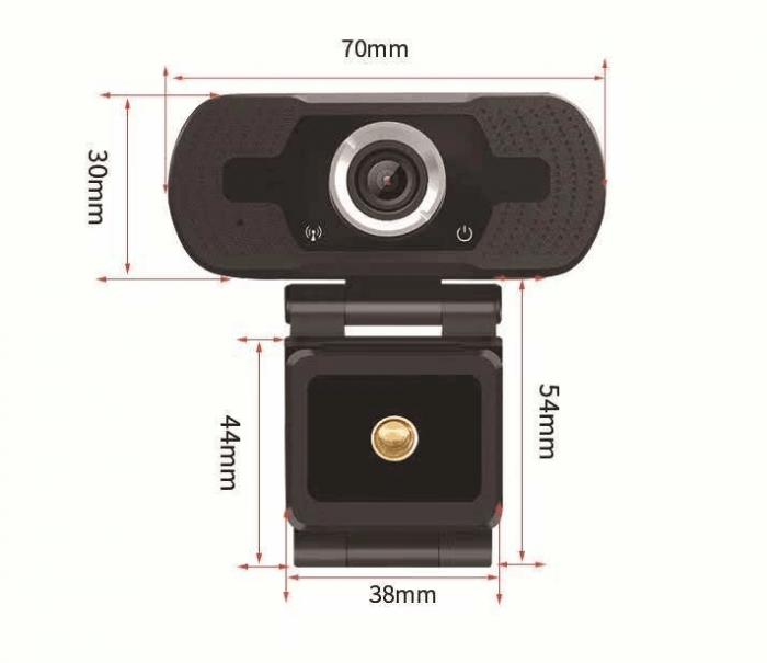 Camera web Tellur Basic Full HD, 1080P, USB 3.0 [3]