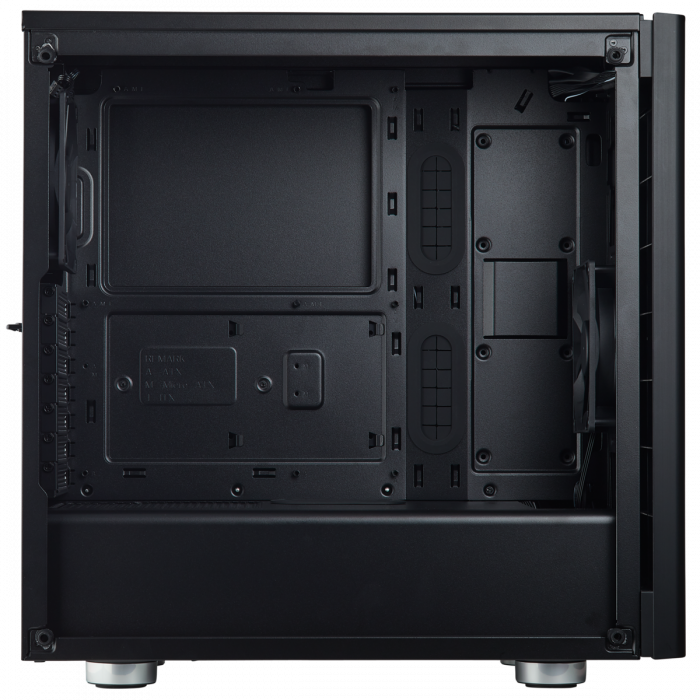 Carcasa Carbide Series 275R Tempered Glass 4