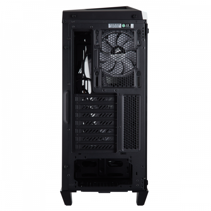 Carcasa Carbide Series OMEGA RGB Mid-Tower Tempered Glass Alba 5