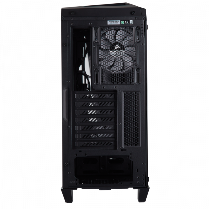 Carcasa Carbide Series OMEGA RGB Mid-Tower Tempered Glass Neagra [5]