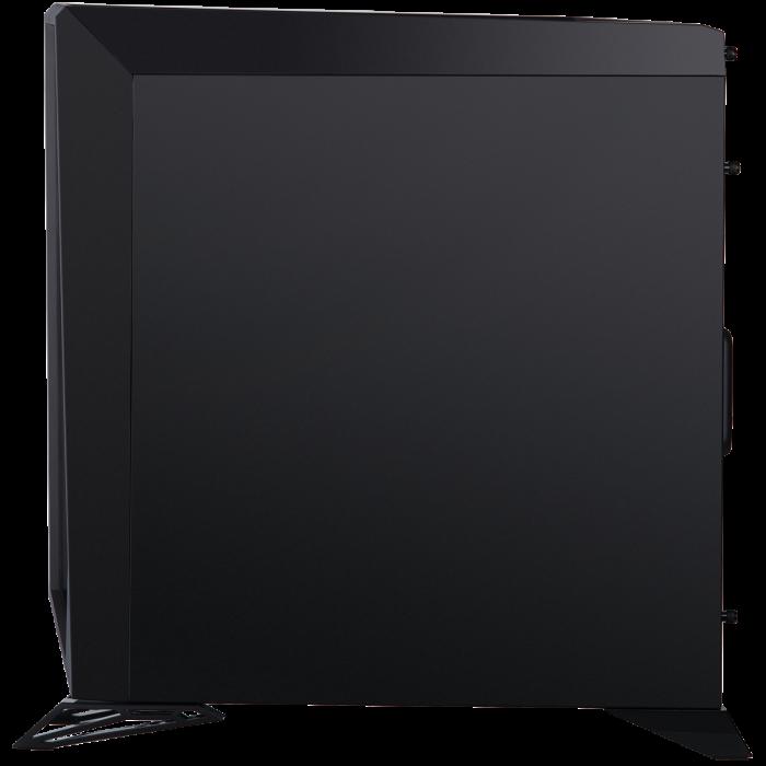 Carcasa Carbide Series OMEGA Tempered Glass - Alb/Negru [7]