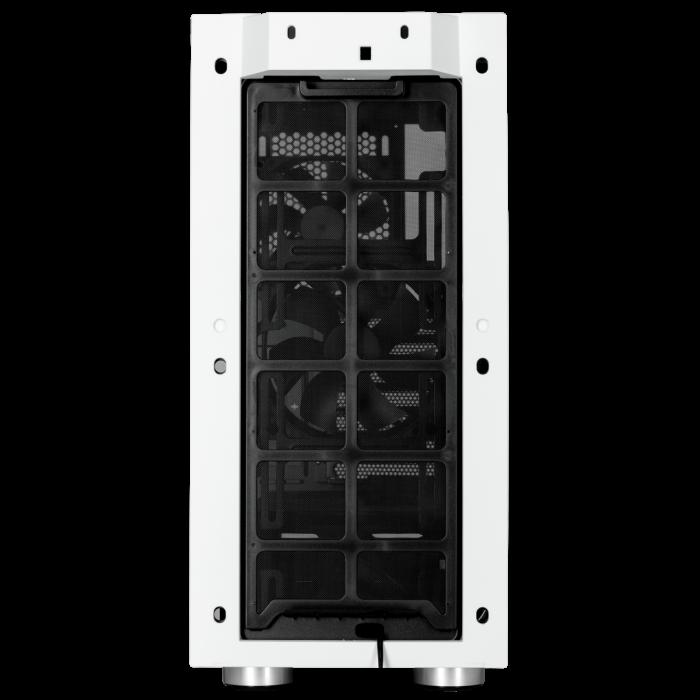 Carcasa Carbide SPEC-06 RGB Tempered Glass Neagra [9]