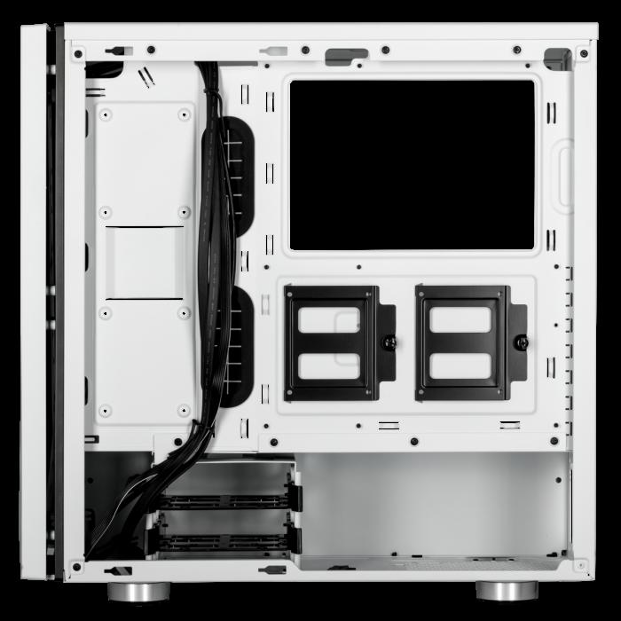 Carcasa Carbide SPEC-06 Tempered Glass  — Alb 6