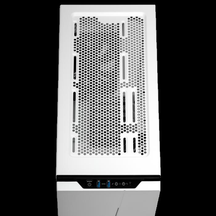 Carcasa Carbide SPEC-06 Tempered Glass  — Alb 14