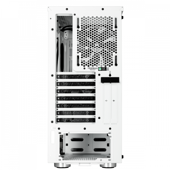 Carcasa Carbide SPEC-06 Tempered Glass  — Alb 8
