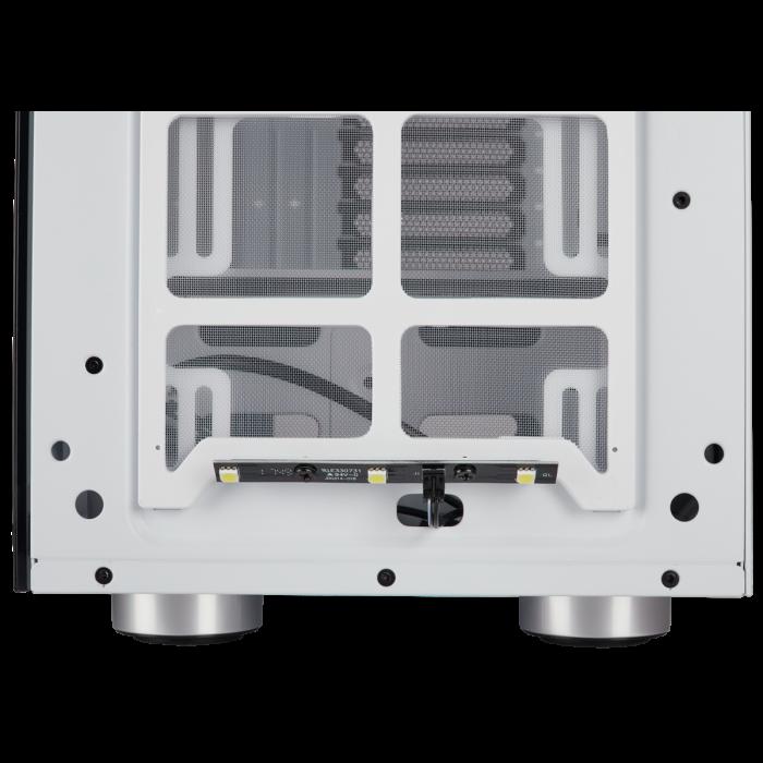 Carcasa Carbide SPEC-06 Tempered Glass  — Alb 11