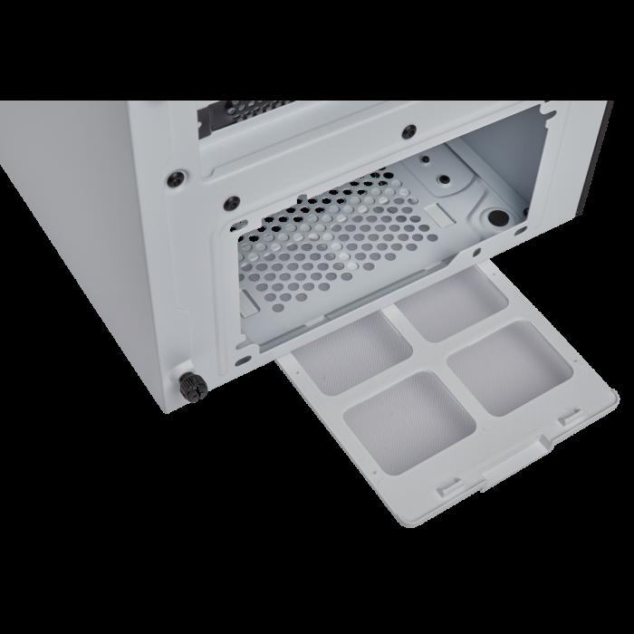 Carcasa Carbide SPEC-06 Tempered Glass  — Alb 12